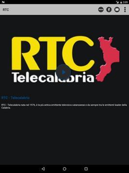 RTC - Telecalabria poster