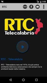 RTC - Telecalabria apk screenshot
