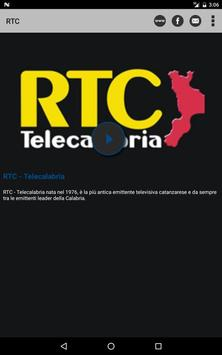 RTC - Telecalabria screenshot 2