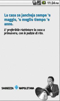 Saggezza Napoletana poster