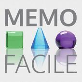 Memo Facile icon
