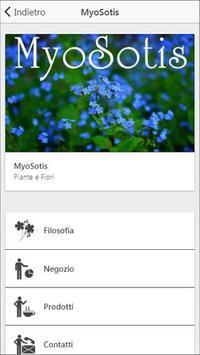 MyoSotis screenshot 1