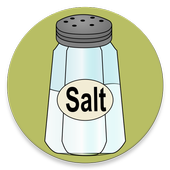 Sodium - How much salt icon