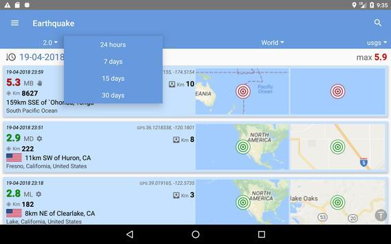Earthquake screenshot 10