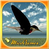 Jumpy Bird 3D icon