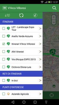 V'Arco Villoresi apk screenshot