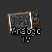 Analogic TV icon