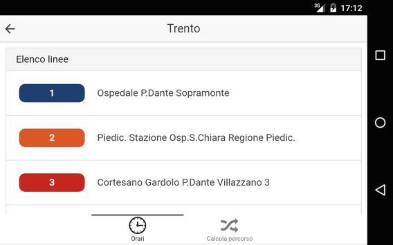Trentino in Bus screenshot 10