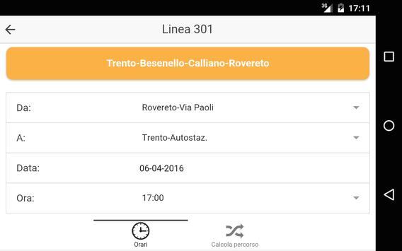 Trentino in Bus screenshot 7