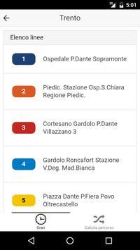 Trentino in Bus apk screenshot