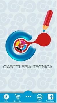Cartoleria Tecnica poster