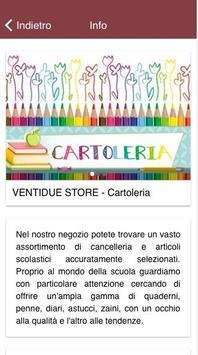 VentidueStore apk screenshot