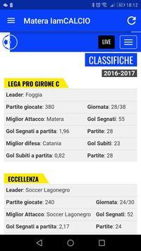 Matera IamCALCIO screenshot 3