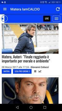 Matera IamCALCIO screenshot 1