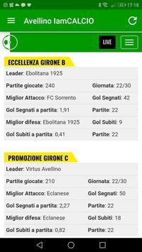 Avellino IamCALCIO apk screenshot