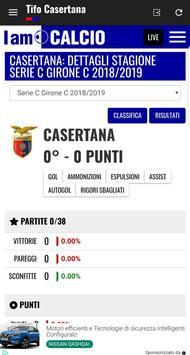 Tifo Casertana screenshot 2