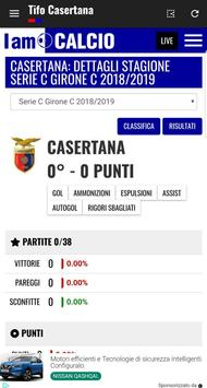 Tifo Casertana screenshot 8