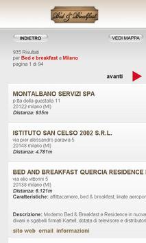 Trova Bed & Breakfast screenshot 1