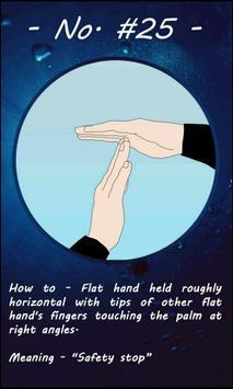 Hand Signals for Scuba Diving screenshot 6