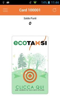 Ecotaxi App poster