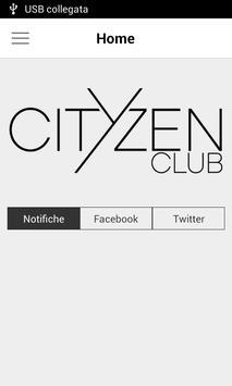 Cityzen Club apk screenshot