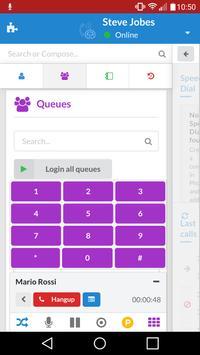 NethCTI screenshot 5
