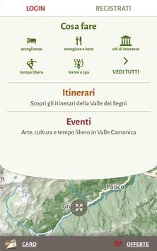 Valle dei Segni apk screenshot