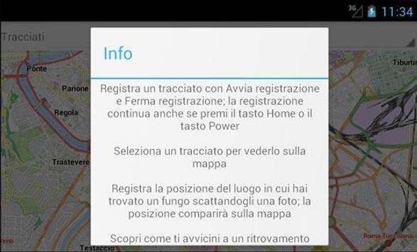 Cerca Funghi screenshot 4