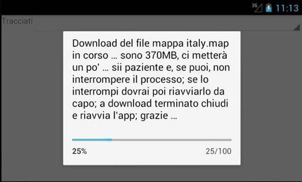 Cerca Funghi screenshot 2
