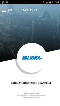 Libra Industriale poster