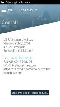 Libra Industriale screenshot 2