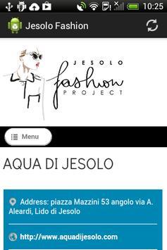 Jesolo Fashion apk screenshot