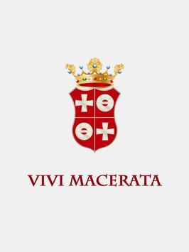 Vivi Macerata poster