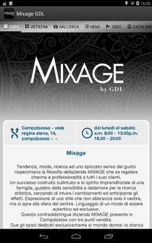 Mixage GDL screenshot 1