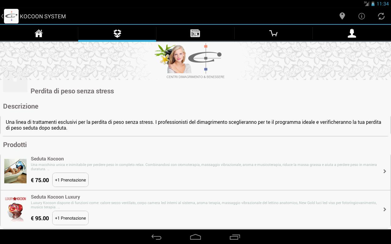 Luci Led Per Cromoterapia kocoon system for android - apk download