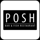 Posh Bar & Fish Restaurant icon