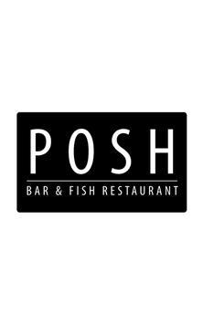 Posh Bar & Fish Restaurant apk screenshot