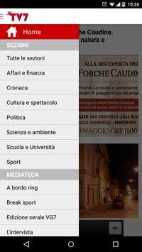 TVSette Benevento apk screenshot