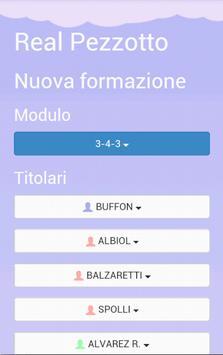 Fantamiglia.net screenshot 1