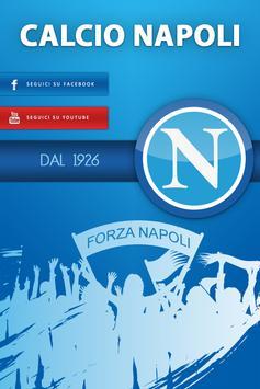 Naples football poster