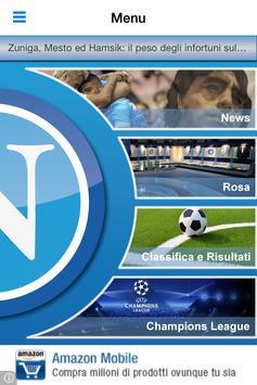 Naples football screenshot 1