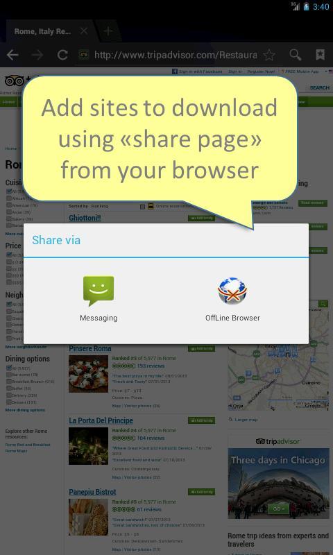 Offline Browser for Android - APK Download