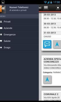 Numeri Telefonici screenshot 4