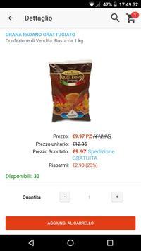 Eurofood imagem de tela 1