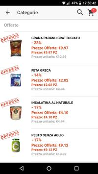 Eurofood imagem de tela 2