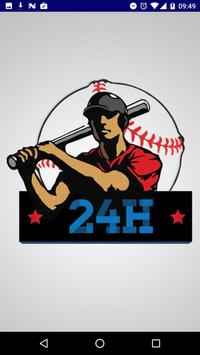 Baseball News 24h poster
