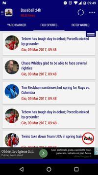 Baseball News 24h screenshot 1
