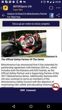 Motorsports 24h apk screenshot