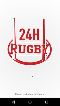 Wales Rugby 24h poster