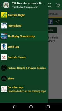 Australia Rugby 24h apk screenshot